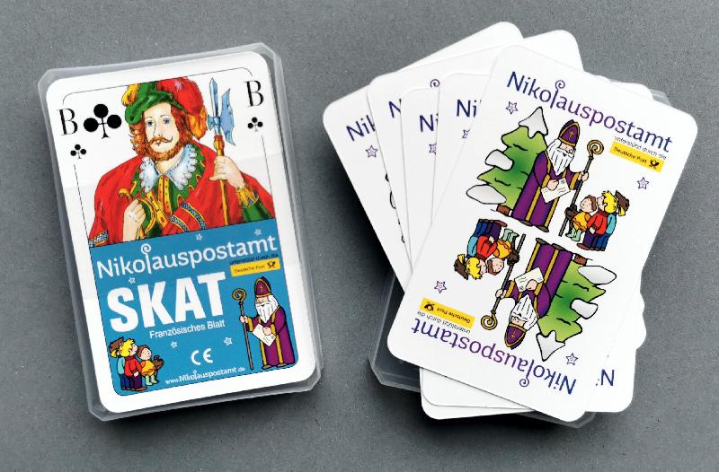 Nikolaus Kartenspiel