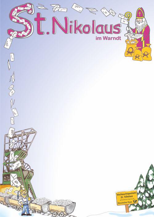 Kinderbuchshop Buchzauber Brief Vom Weihnachtsmann 13