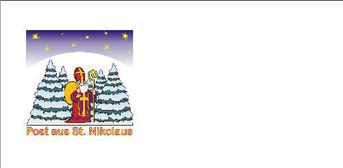 Brief Für Nikolaus : Das nikolaus kinderbriefpapier